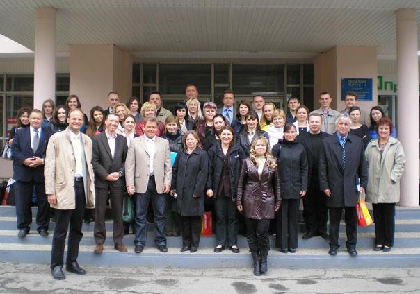 Учасники екологічної конференції АЕЦ